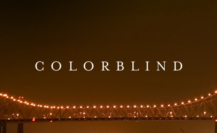 "The music of ""Colorblind"": Soundtrack for a mystery novel"